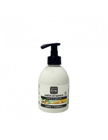 Jabón de manos jengibre limon 300ml
