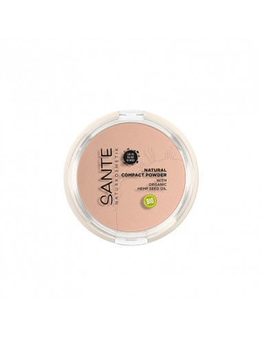 MAQUILLAJE COMPACTO 01 COOL IVORY