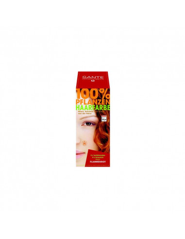COLORANTE VEGETAL COBRE (FLAME) SANTE