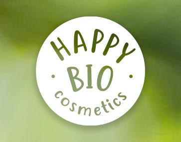 Happybio cosmética ertificada, naturl y Bio